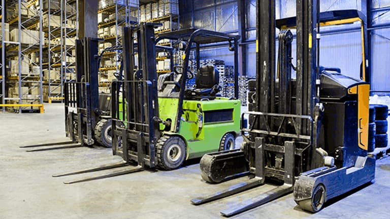 Increase The Life Of Forklift Min